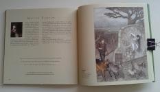 Catálogo de la exposición que ilustra los cuentos populares andaluces de terror
