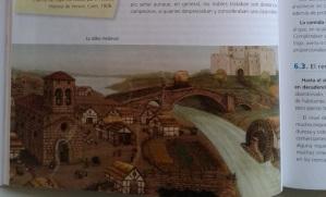 Libro de texto de historia, 2º de la ESO