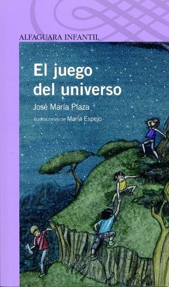 """Cubierta de """"El juego del Universo"""""""
